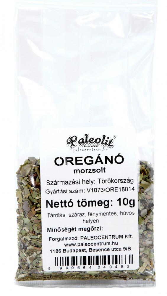Oregánó morzsolt 10g Paleolit