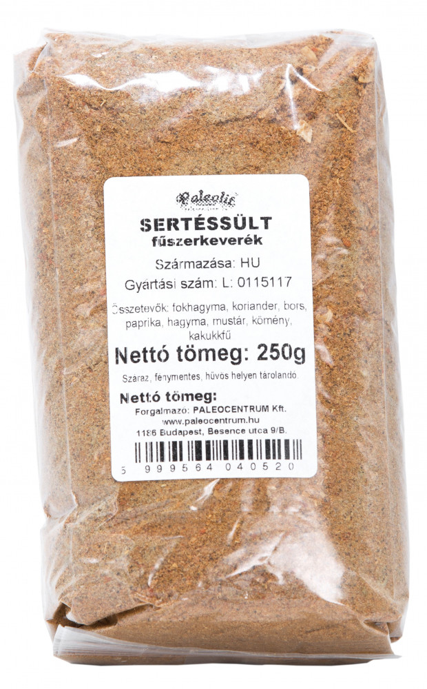Sertéssült fűszerkeverék 250g Paleolit