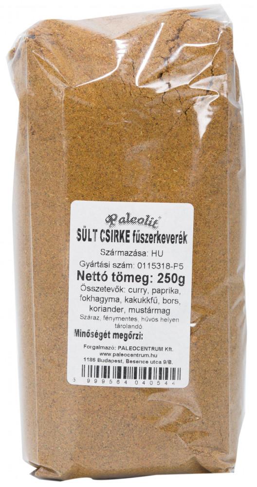 Sült csirke fűszerkeverék 250g Paleolit