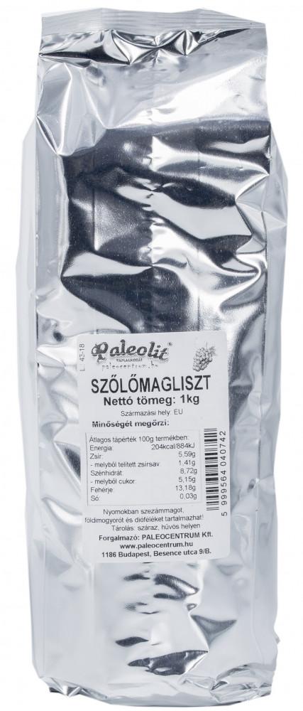 Szőlőmagliszt 1kg Paleolit