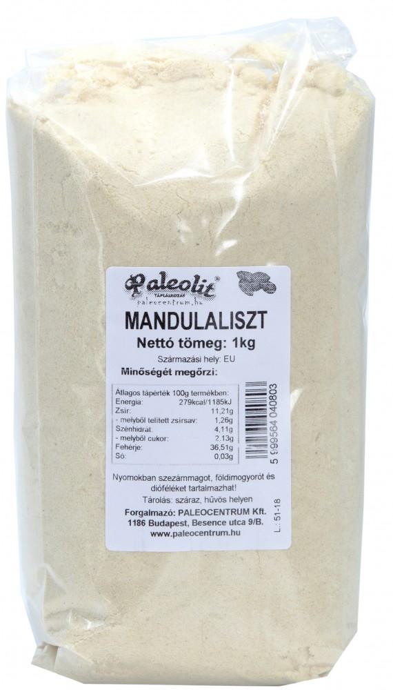 Mandulaliszt 1kg Paleolit