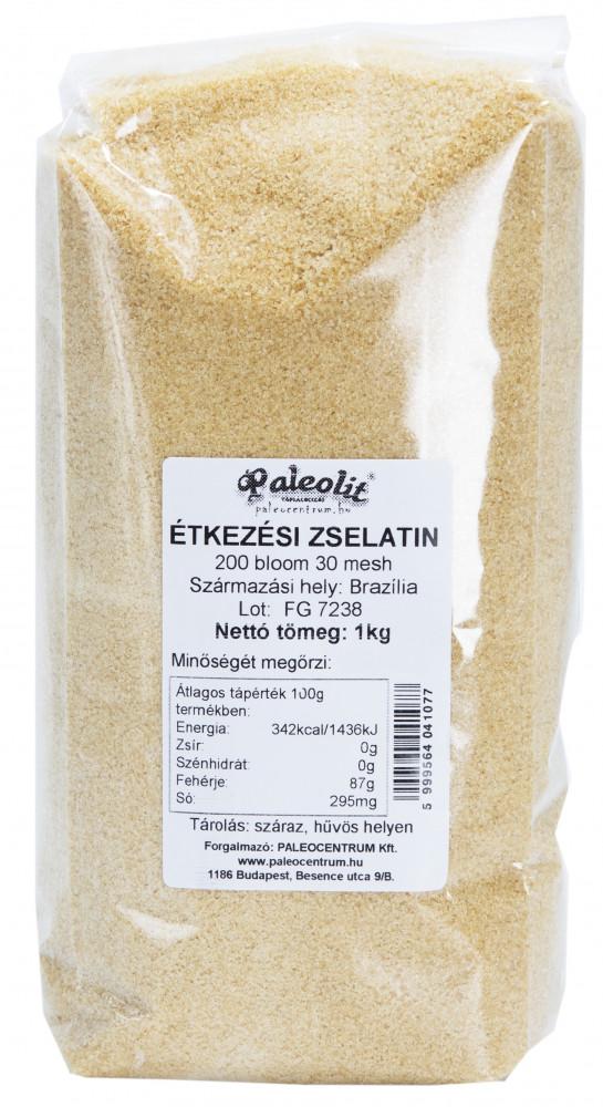 Zselatin étkezési 1kg