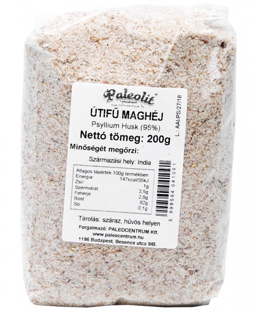 Útifű maghéj (P Husk) 95% 200g Paleolit