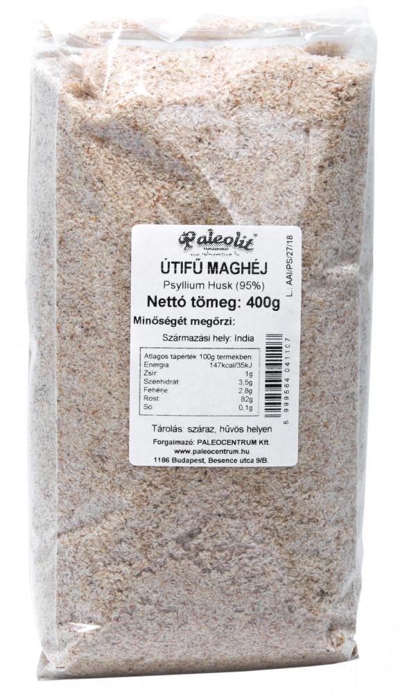 Útifű maghéj (P Husk) 95% 400g Paleolit