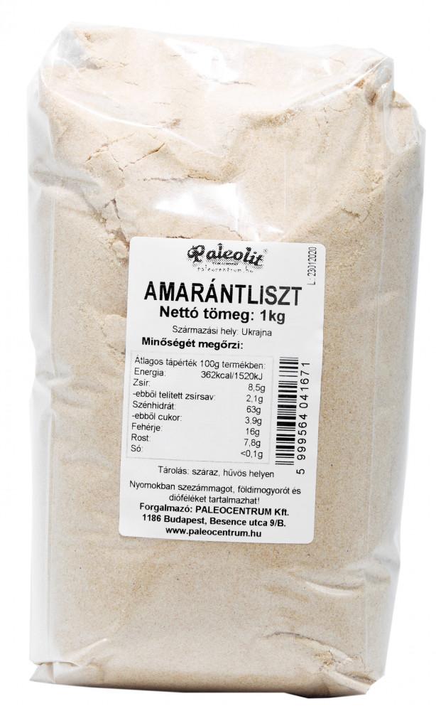 Amarántliszt 1kg Paleolit