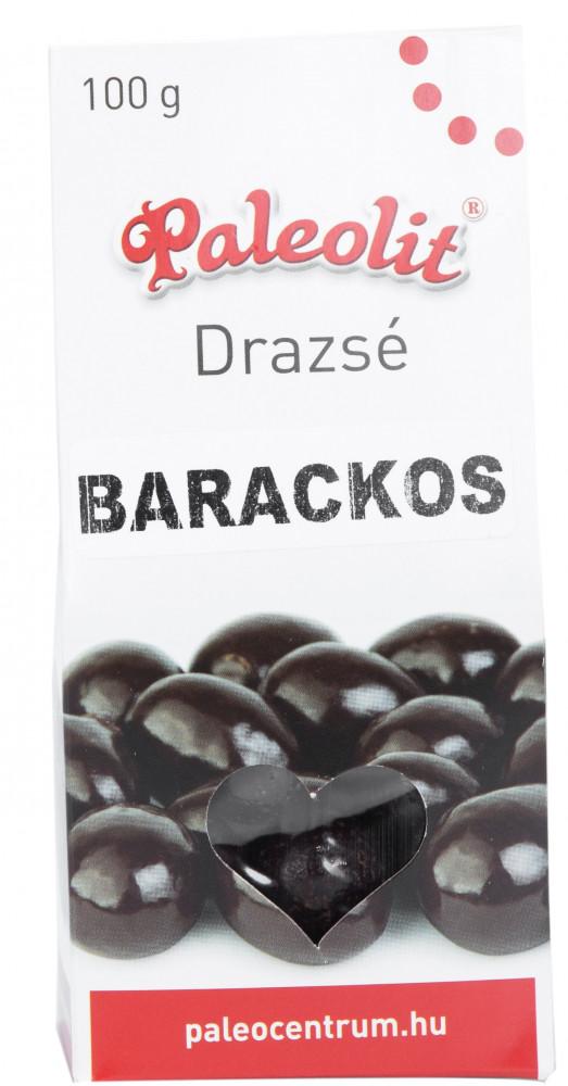 Barackos drazsé 100g dobozos Paleolit