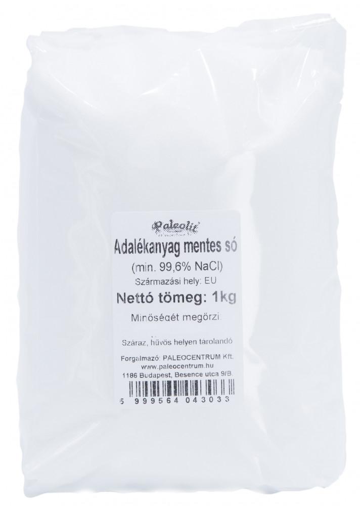 Adalékanyag mentes só (99,6% NaCl) 1kg