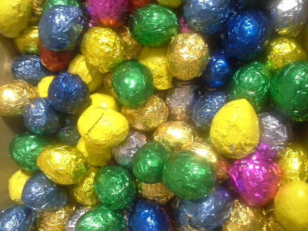 Húsvéti marcipános tojások 10x12,5g Paleolit