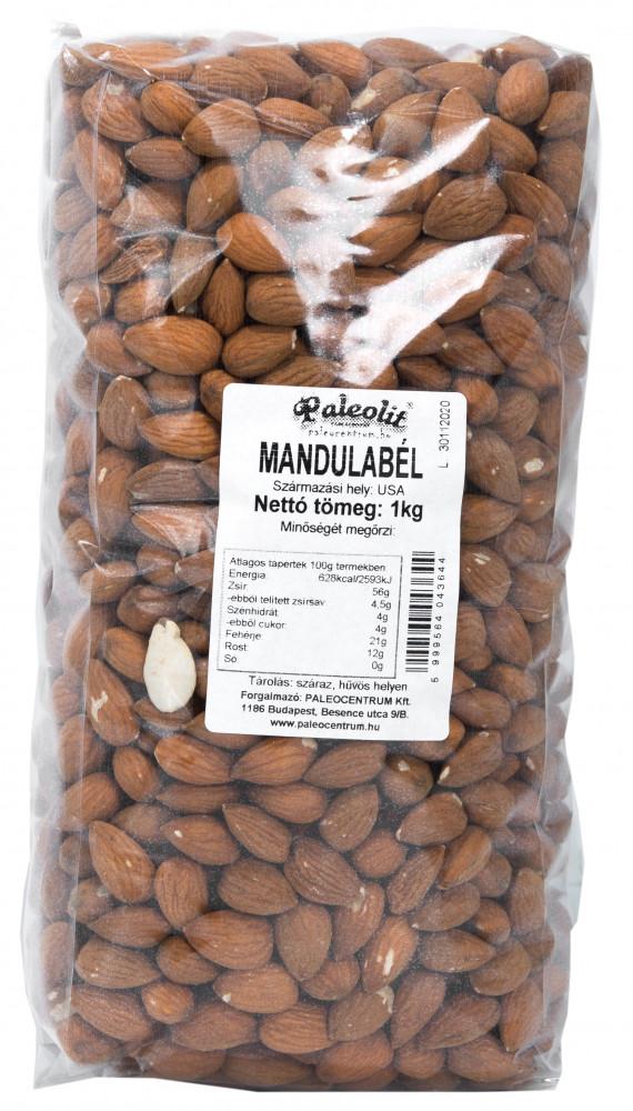 Mandulabél héjas 1kg