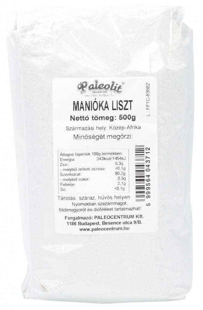 Manióka liszt 500g Paleolit