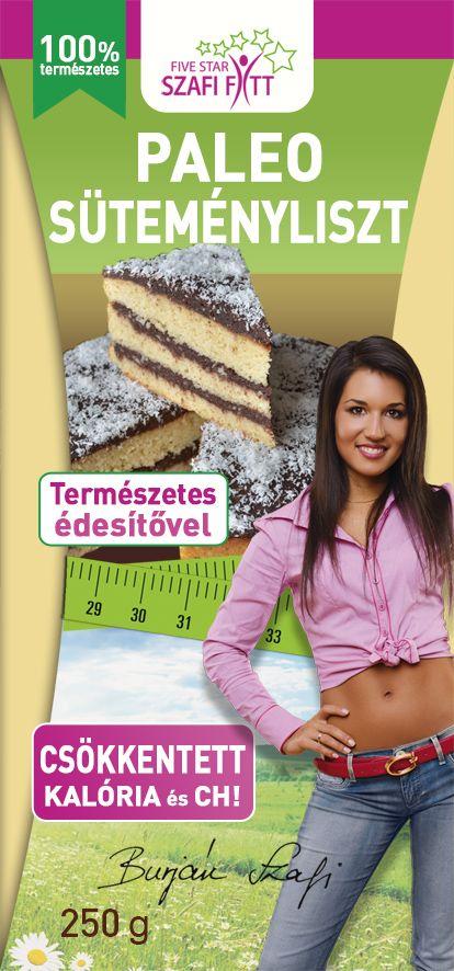 Paleo süteményliszt 250g Szafi Fitt