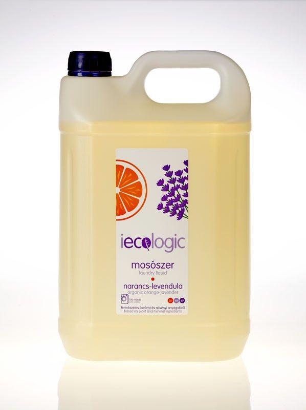 Folyékony mosószer konc 5l iecologic