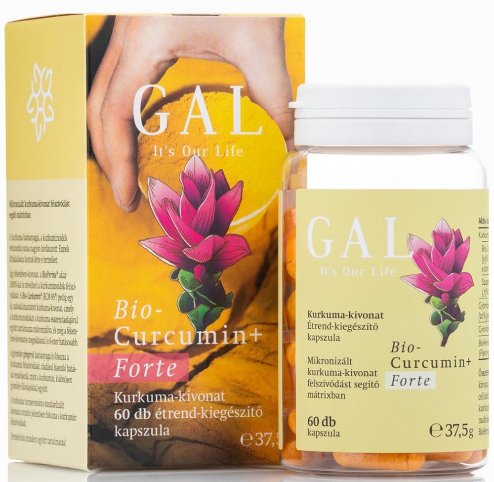 BioCurcumin+ Forte 60 kapszula GAL