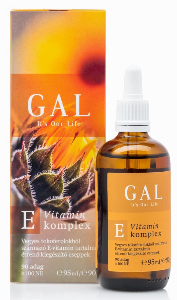 E-vitamin komplex 90ml GAL