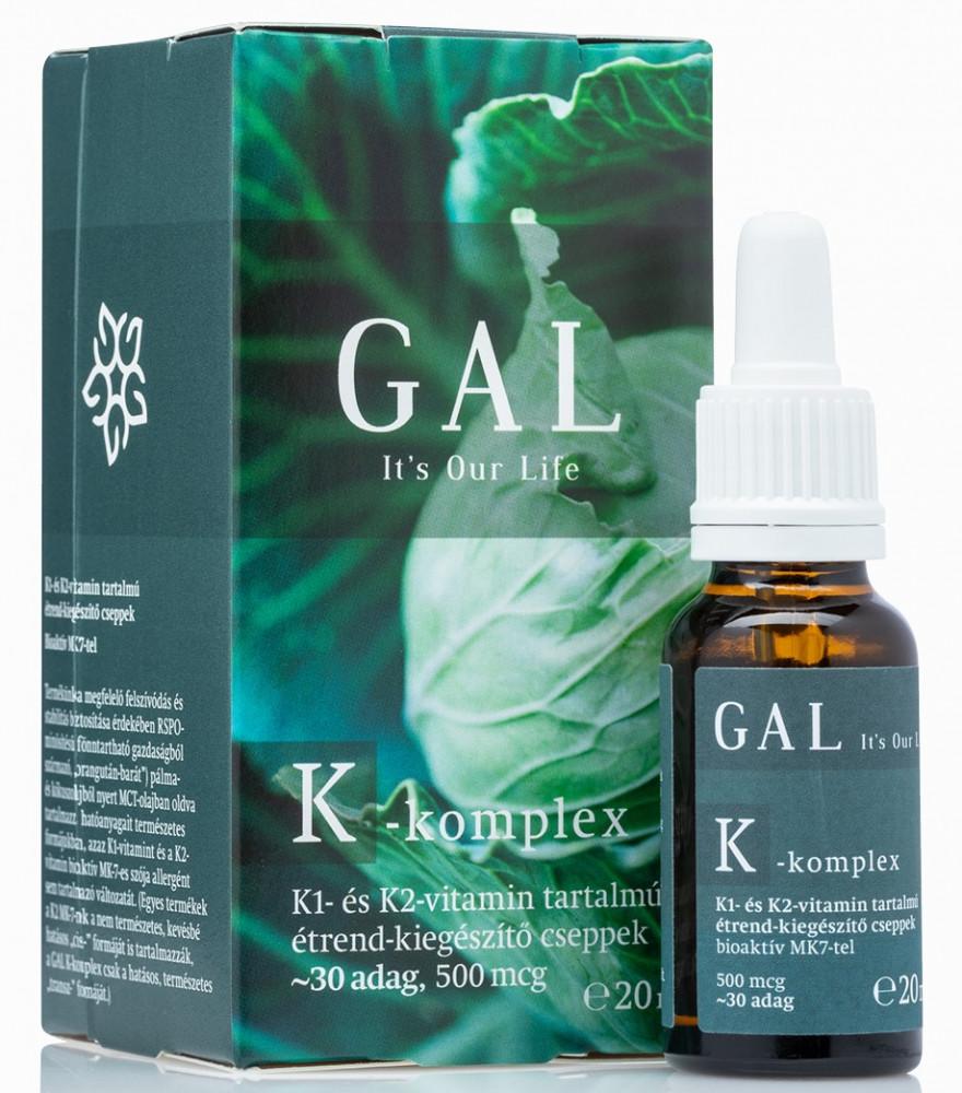 K-komplex 20ml GAL