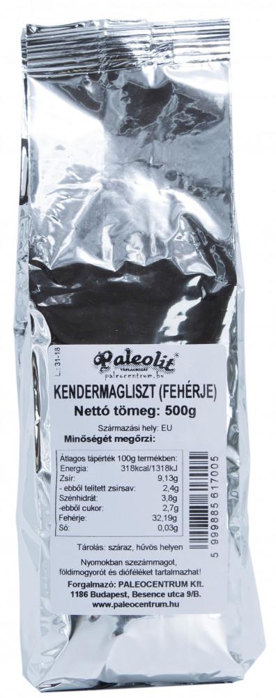 Kendermagliszt 500g Paleolit