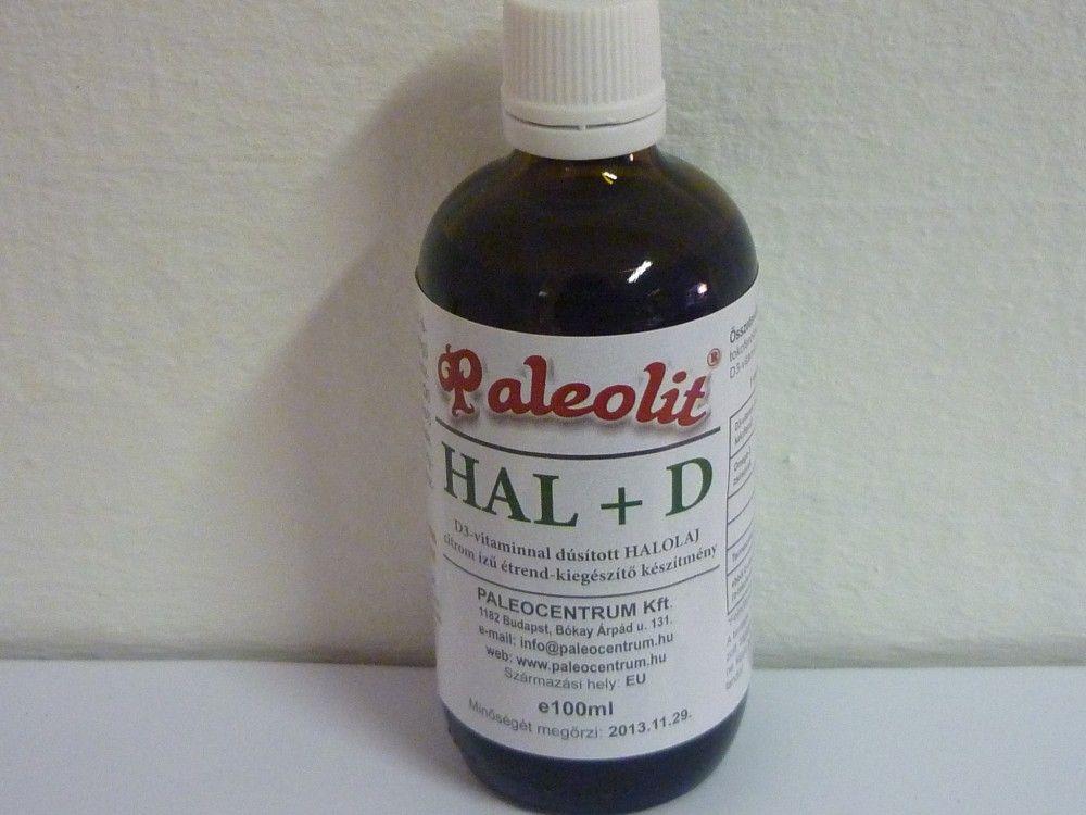 Hal+D 100ml Paleolit