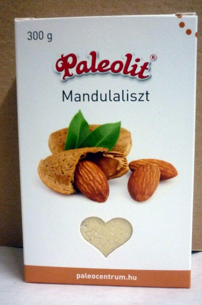 Mandulaliszt 300g dobozos Paleolit