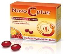 Liposzómális C-vitamin (30) Novo C Plus