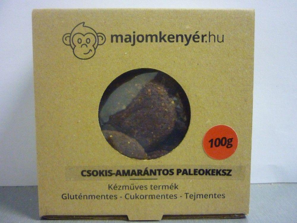 Csokis-amarántos paleokeksz 100g