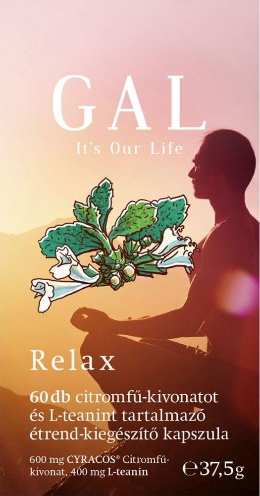 Relax 60 kapszula GAL