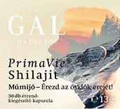 PrimaVie Shilajit 30 kapszula GAL