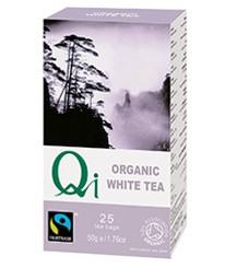 Fehér tea BIO 25x2g Qi
