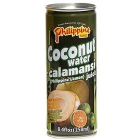 Kókuszvíz + kalamondin 250ml Philippine