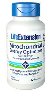 Mitochondrial Energy Optimizer (120) kapszula Life Extension