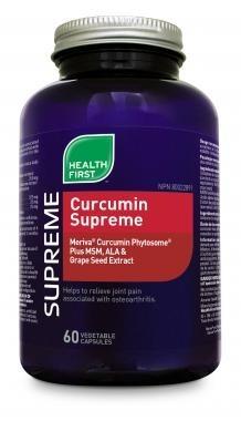 Curcumine Supreme (60) kapszula Health First