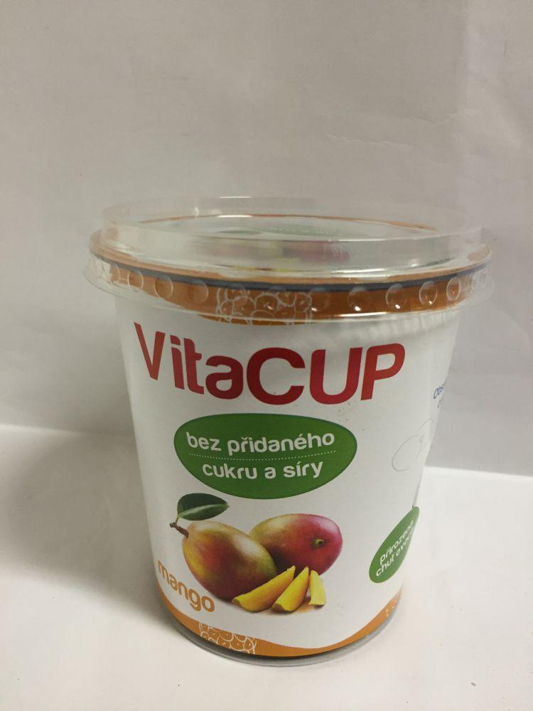 Aszalt mangó cukor és kénmentes 150g VitaCup