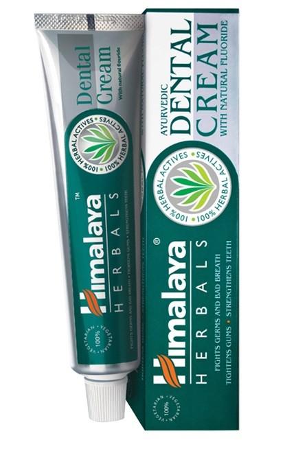Ajurvédikus fogkrém természetes fluoriddal 100g Himalaya